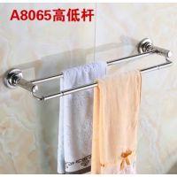 304不锈钢毛巾架 浴室毛巾架