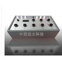 中西(LQS促销)兆欧表检定装置 型号:SL78-ZX119-3库号:M388948