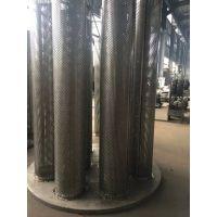 250T/H 反渗透设备前置保安大通量过滤器 不锈钢大流量过滤器