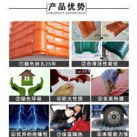 哈尔滨 齐齐哈尔 大庆 诚华产树脂瓦及配件、PVC塑料瓦、透明瓦 平板、PVC水槽
