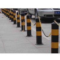 钢管警示柱防撞柱道路防护铁立柱固定路桩交通设施