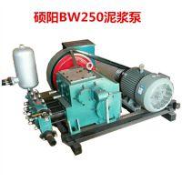 路邦机械钻孔灌桩机 BW150泥浆泵 混凝土注浆机