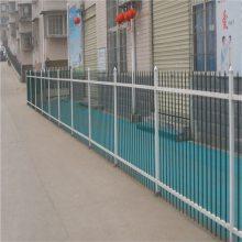 别墅围墙护栏 锌钢围墙护栏 厂区围网