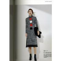 品牌折扣女装批发欧美女装多种款式主题冬装尾货批发走份货源渠道