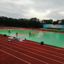 欢迎选购游乐场运动跑道品质保证 奥博运动跑道施工生产厂家