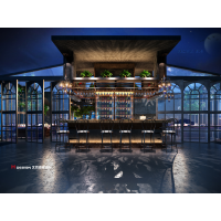 匠子烤鱼餐饮空间设计案例
