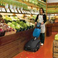 商场用手推式洗地机菲迈普品牌健身房清洁配套GENIE B价格