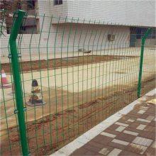 三角折弯护栏 双圈护栏 防护网厂家