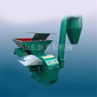 玉米秸秆回收机械 玉米秸秆饲料压块机