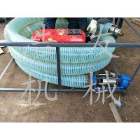 抽料机长度距离 沙场干沙吸沙机 产量不同红管抽粮机