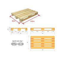 【特价批发】EUR EPAL栈板上海木托盘木栈板木托盘厂家1200*800