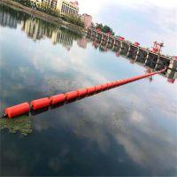 广东大型电站进水口拦污漂排水库拦污坝