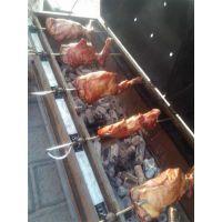 宁夏烤全羊炉、质诚烧烤设备(图)、自动翻转烤全羊炉子