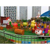 妙趣横生新款游乐设备香蕉火车生产厂家许昌创艺游乐设备