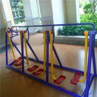 广东小区健身设施 老年人活动器材定制 健身锻炼机器直销