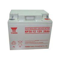 YUASA汤浅NP38-12蓄电池12V38AH直流屏电源