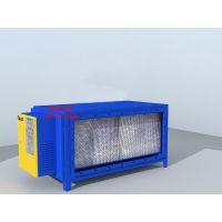 科绿环保 厂家直销圆筒蜂窝型低空系列16000风量油烟净化器