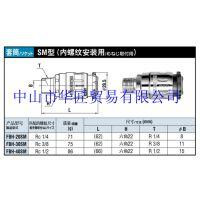 日东工器NITTO接头FBH-20SM FBH-30SM FBH-40SM
