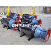市政排水潜水贯流泵生产厂家DN