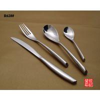 银貂 意大利出口刀叉勺 不锈钢刀叉 18-10西餐餐具 酒店餐具