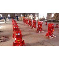 XBD电动单极消防泵XBD2.8/26-100L-160A变频恒压给水成套设备。