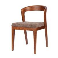 龙华订做餐厅桌椅卡座,田园高档木制餐椅,白蜡木水曲柳椅子,橡胶木家具厂