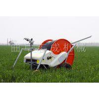 推荐城市绿地喷水机JP50-180移动式喷灌机农田大棚喷灌车志成直销