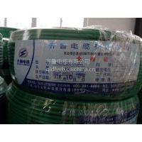 供应齐鲁电缆电力铜芯PVC护套ZR-YJV-B级 2*2.5