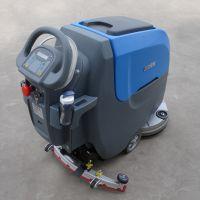 小林牌商场手推式洗地机XLX-508,吸水能力强,速干。特别适合人流量大的地区