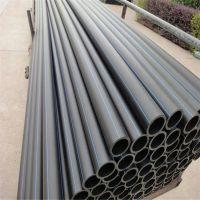 奔泽厂家生产优质PE给水管,全新黑色塑料PE管材质量保证规格齐全