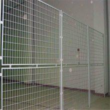 车间隔离栏 焊接网片批发 工厂围墙网