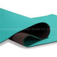 Deluxe TPE Yoga Mat 6mm China