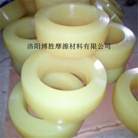 厂家博胜供应聚氨酯耐磨罐耳,缓冲式滚轮罐耳 质量好 耐磨