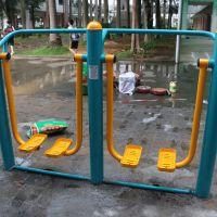 南沙区居民健身器材批发 BK-5010户外锻炼器材 柏克体育新款
