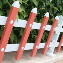 pvc草坪栏杆 北京草坪护栏 花园防护栏