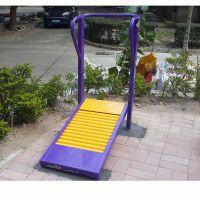 肇庆市室外健身器材用品价格 学校健身路径系列跑步机图片