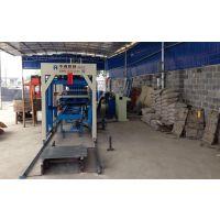 深泽全自动砌块砖机液压砖机华源透水砖机自动省人工