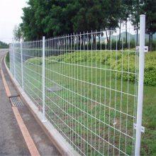 小区防护栏 圈墙铁丝网 圈地围网