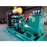 供用120kw6110柴油发电机组潍柴全铜永磁无刷同步发电机组 120千瓦发电机