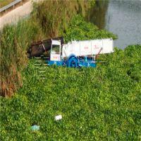 销量好的水草收割船 专业水面环保机械