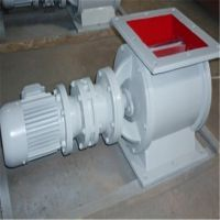 定制中冶高品质卸料器 碳钢YJD星型卸灰阀