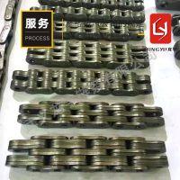 板式链条传动链厂家供应耐高温用于堆高机