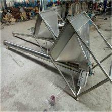 兴亚威海市密封式圆管提升机 管式提升机参数 多用途螺旋机加工设计