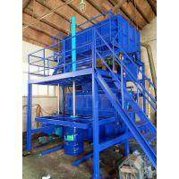 海绵机器厂价海面下角料再生机器