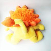 太阳狮子公仔厂家创意设计来图来样专业打样定制布艺玩偶