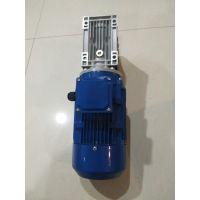 上海嘉定输送设备用涡轮减速电机RV075/30-1.5KW