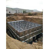 平川专业是生产地埋式BDF水箱8*6*2