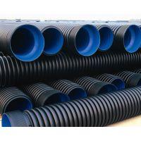 埋地排水用钢带(钢带增强聚乙烯(HDPE)螺旋波纹管厂家直销波纹管一米多少钱