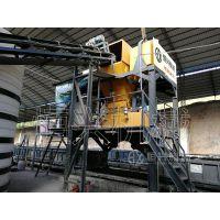 青县免蒸加气砖设备陶粒加气块切割机恒兴免蒸复合保温砌块设备运行良好