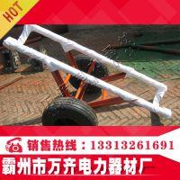 运杆车运杆炮车运电杆工具价格 自装卸运杆车